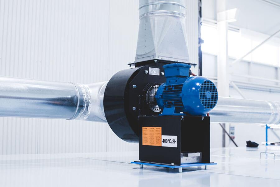 External Gas Extractor