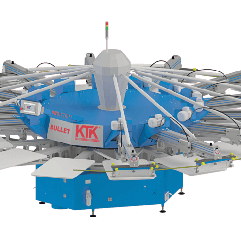 Central Lifting Machine KTK Bullet