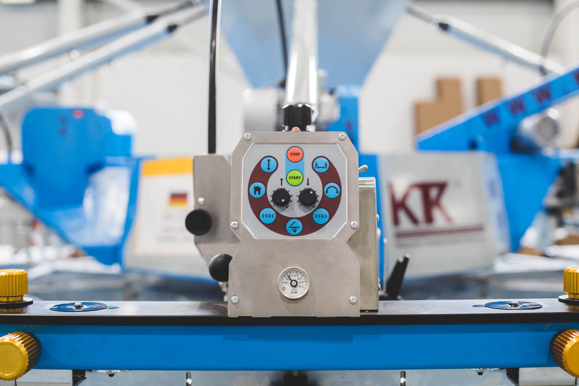 KTK présente de nouvelles machines à la FESPA de Munich