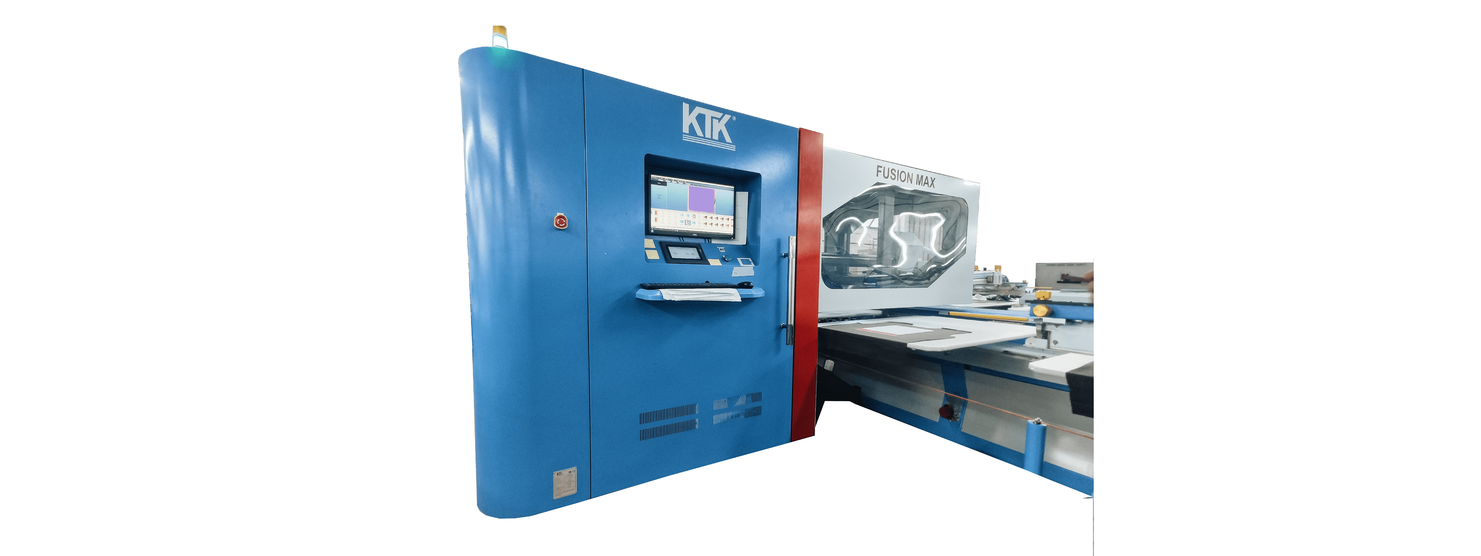 KTK Fusion Max – Digital printing taking one step further